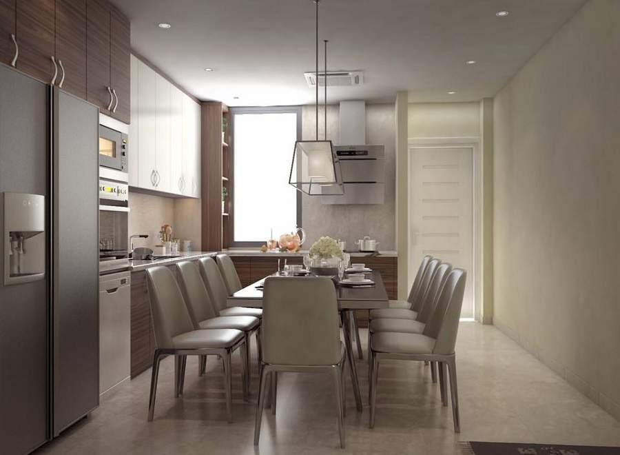 công ty thiết kế nội thất cho phòng ăn