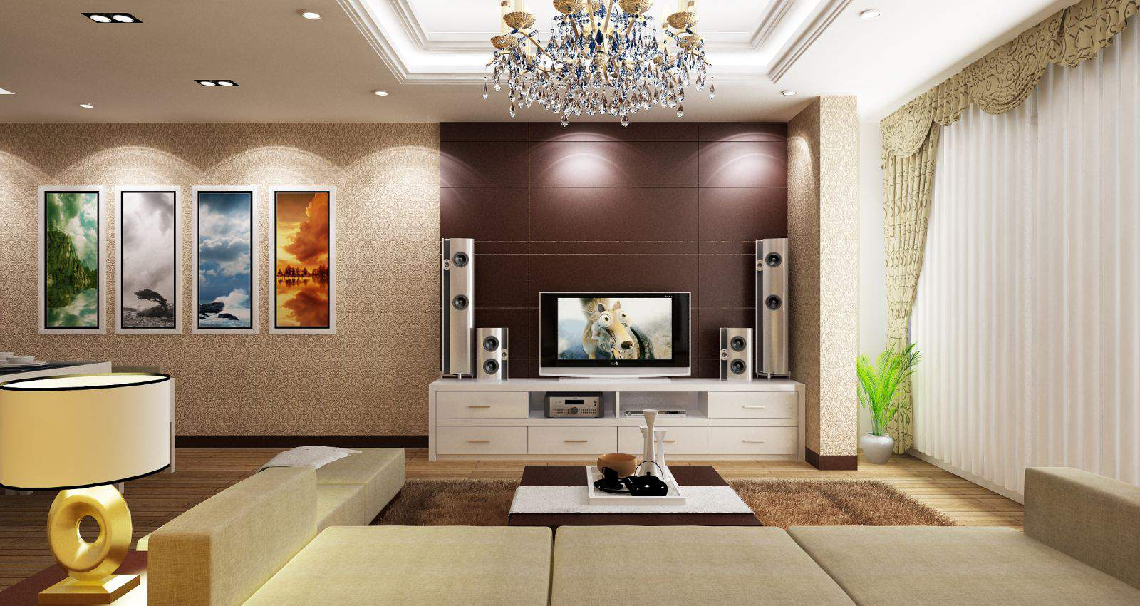 Thiết kế nội thất cần chú trọng vào hướng