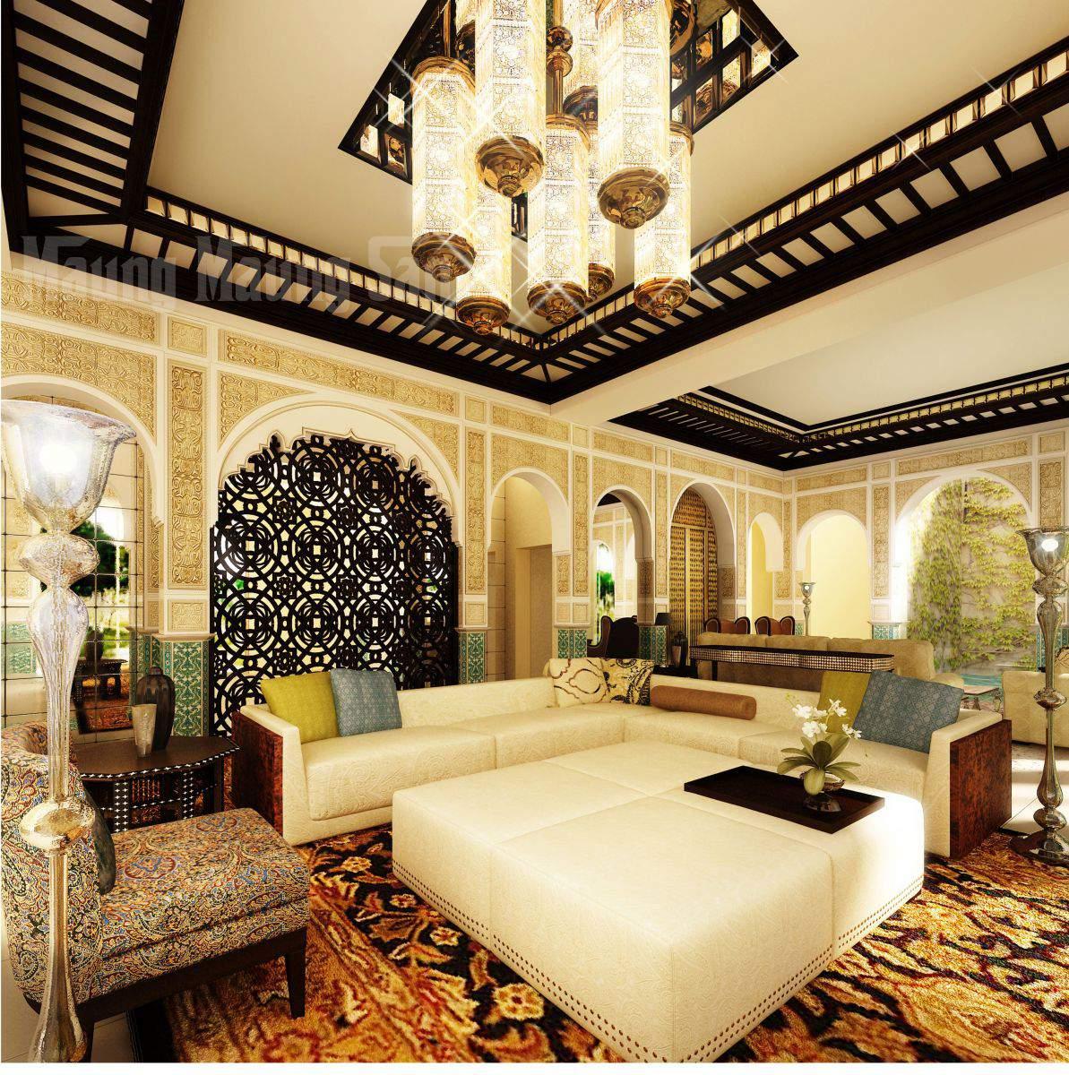 Thiết kế nội thất chung cư đẹp, sang trọng