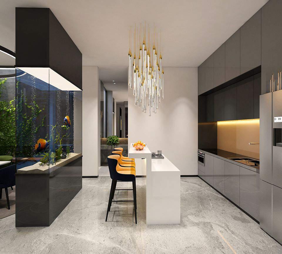 công ty thiết kế nội thất uy tín cho phòng ăn đẹp