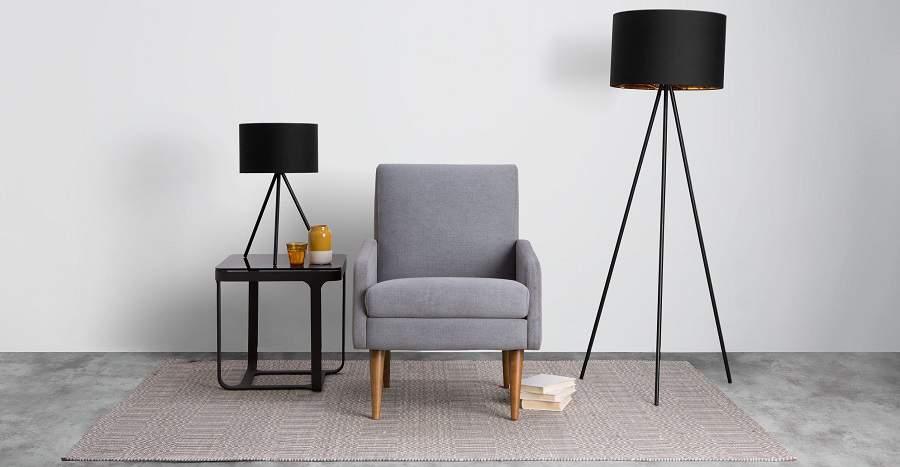 Đèn trang trí phòng khách hiện đại phù hợp với mọi nhà