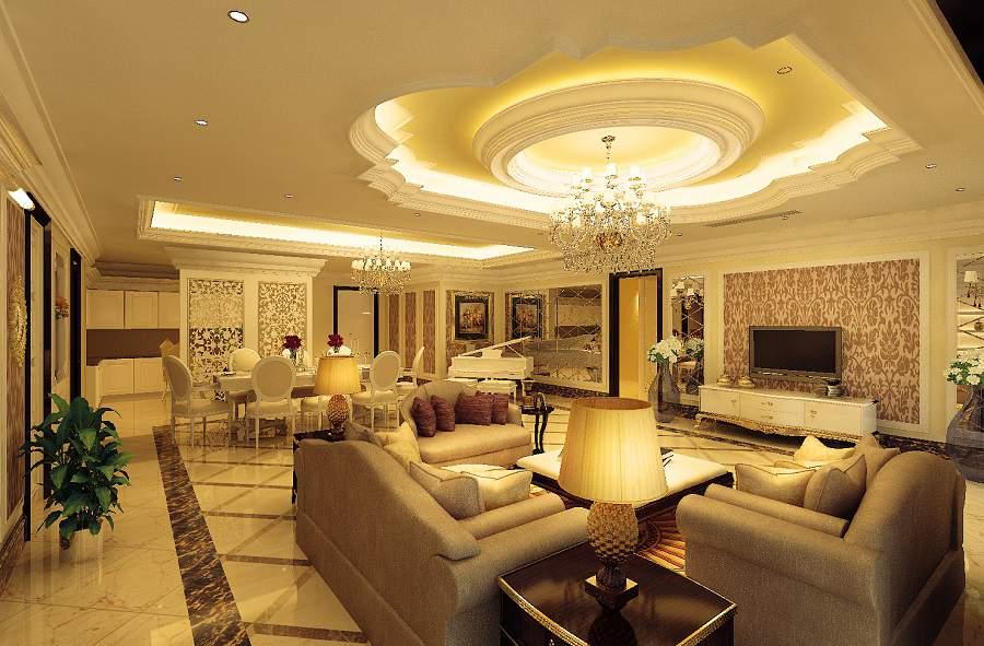 Đèn trang trí phòng khách hiện đại đẹp phù hợp với mọi nhà