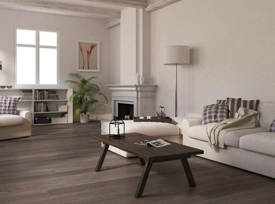 Đồ gỗ nội thất phòng khách bằng gỗ óc chó