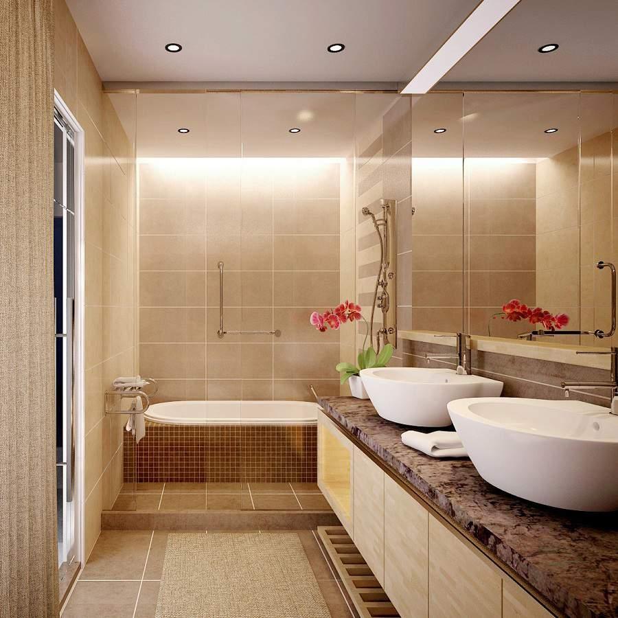 gạch ốp lát nhà vệ sinh cao cấp rất tiện ích