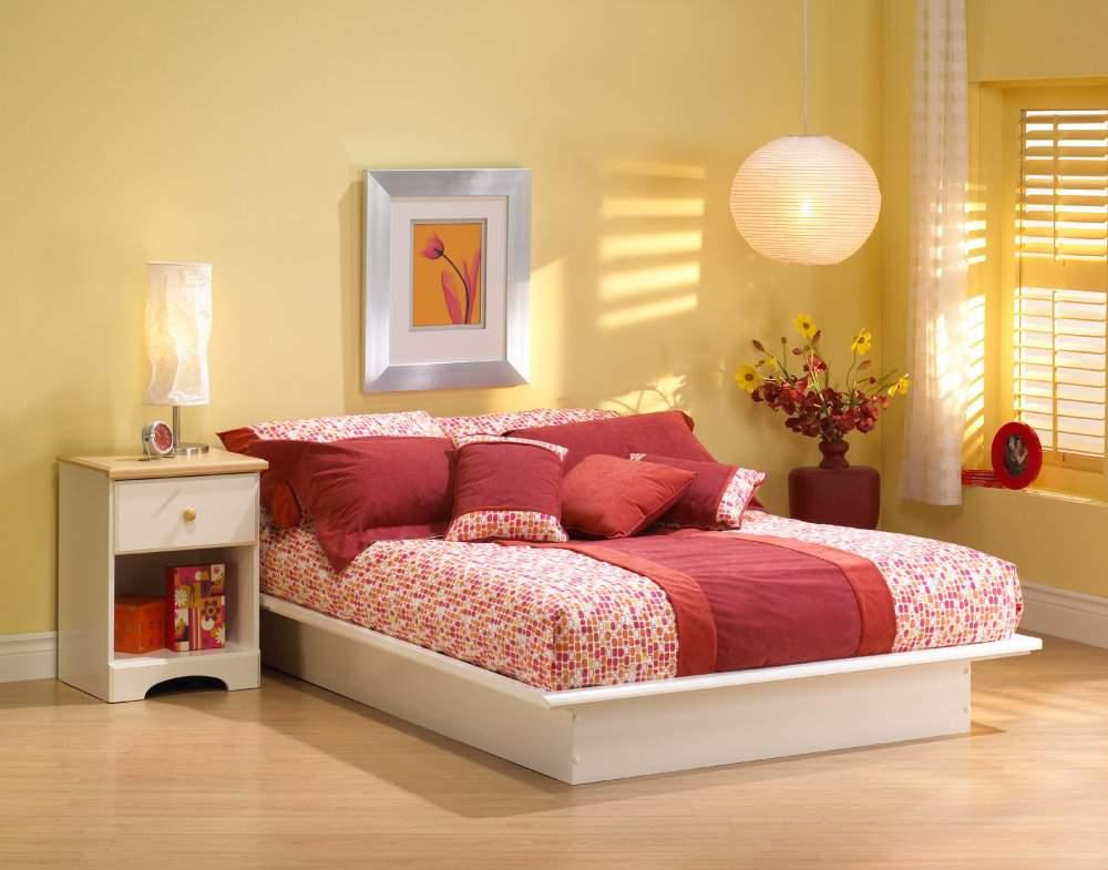 Mẫu giường cưới đẹp – TC13162