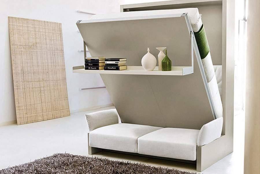Giường gấp đa năng giá bao nhiêu hiện đại
