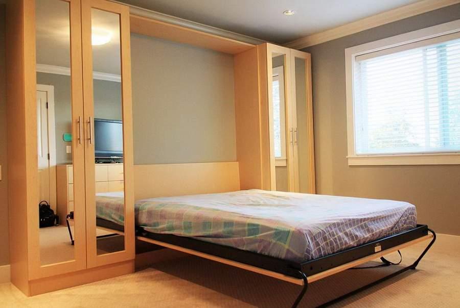 Giường kết hợp tủ quần áo tại nội thất Toàn Cầu là lựa chọn hoàn hảo