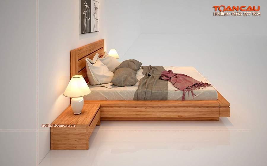 Giường ngủ kiểu nhật - TC1104a