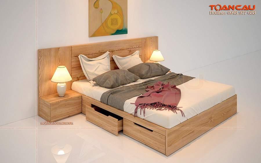 Những mẫu giường hiện đại