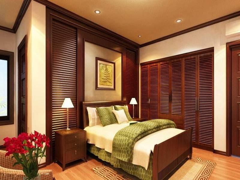 Mẫu giường ngủ đẹp – TC13121