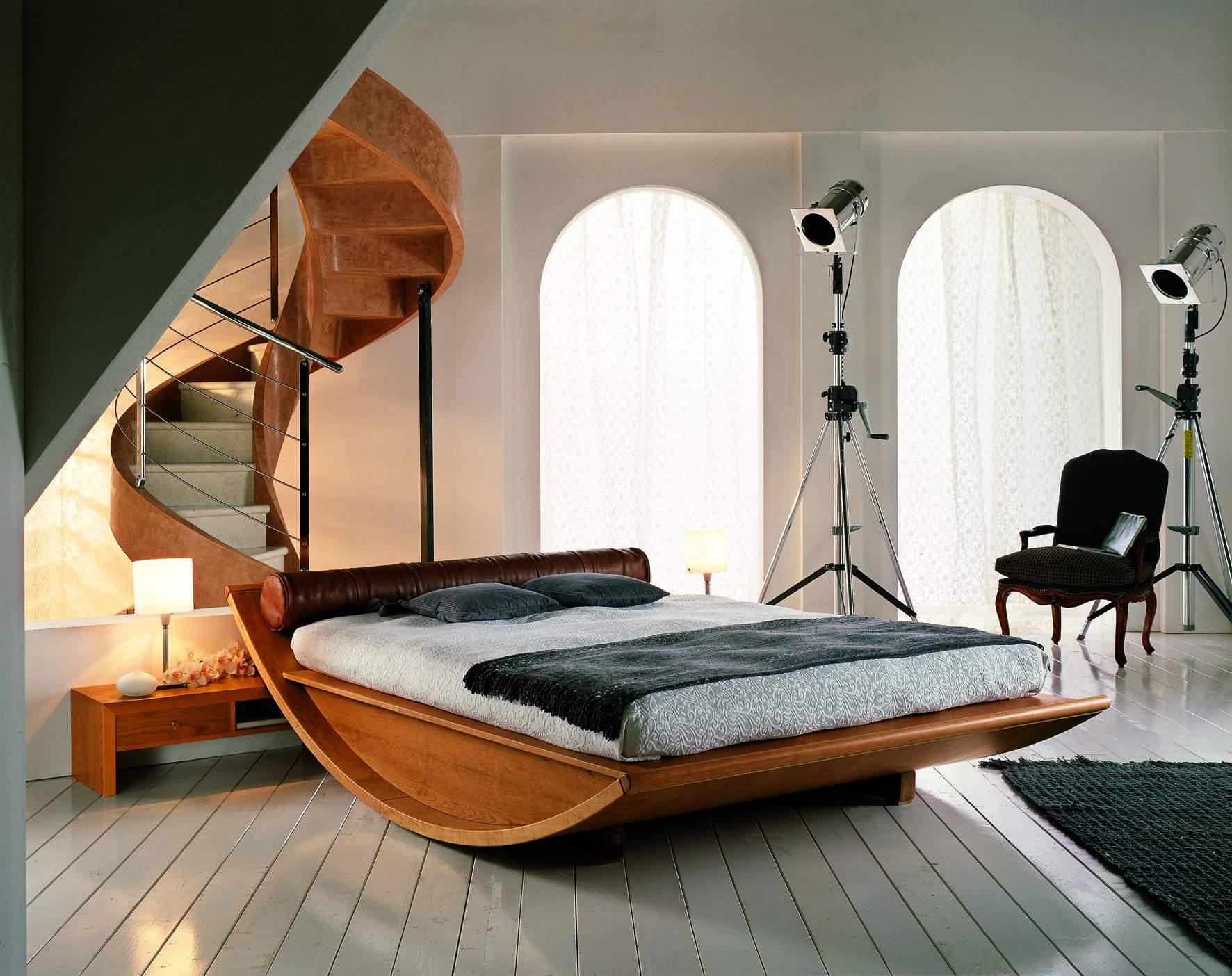 Mẫu giường ngủ đẹp – TC19185