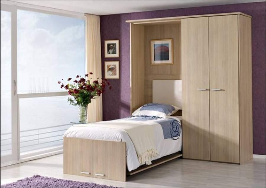 Giường đa năng ẩn tủ đẹp