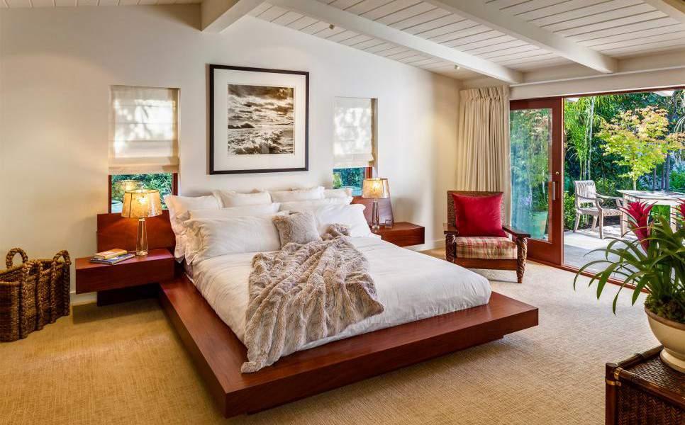 Mẫu giường ngủ gỗ hộp – TC14151