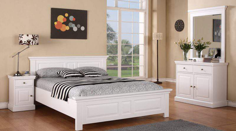 Mẫu giường ngủ Hàn Quốc – TC14165