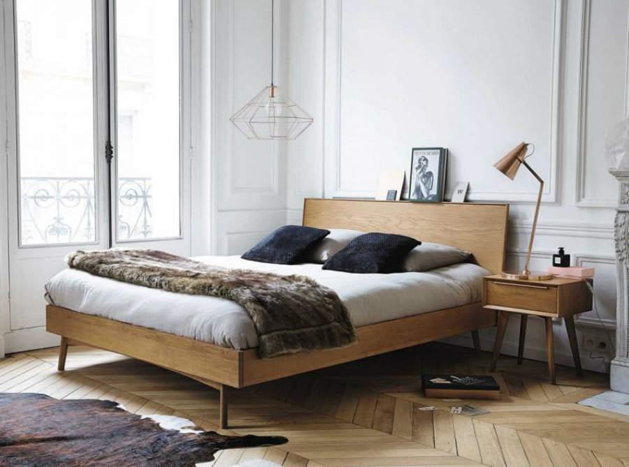 Mẫu giường ngủ kiểu Hàn - TC11226
