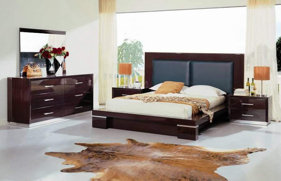 Mẫu giường ngủ Hàn Quốc – TC11227