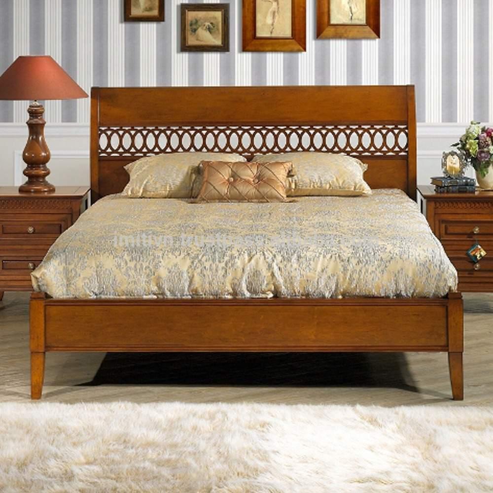 Mẫu giường ngủ Hàn Quốc – TC14167