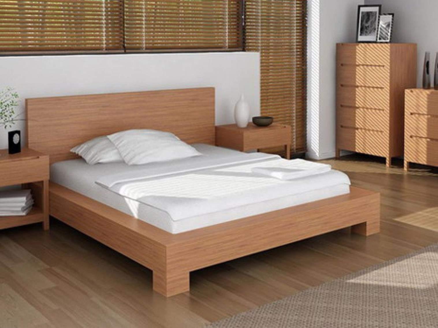 Mẫu giường ngủ Hàn Quốc – TC14168