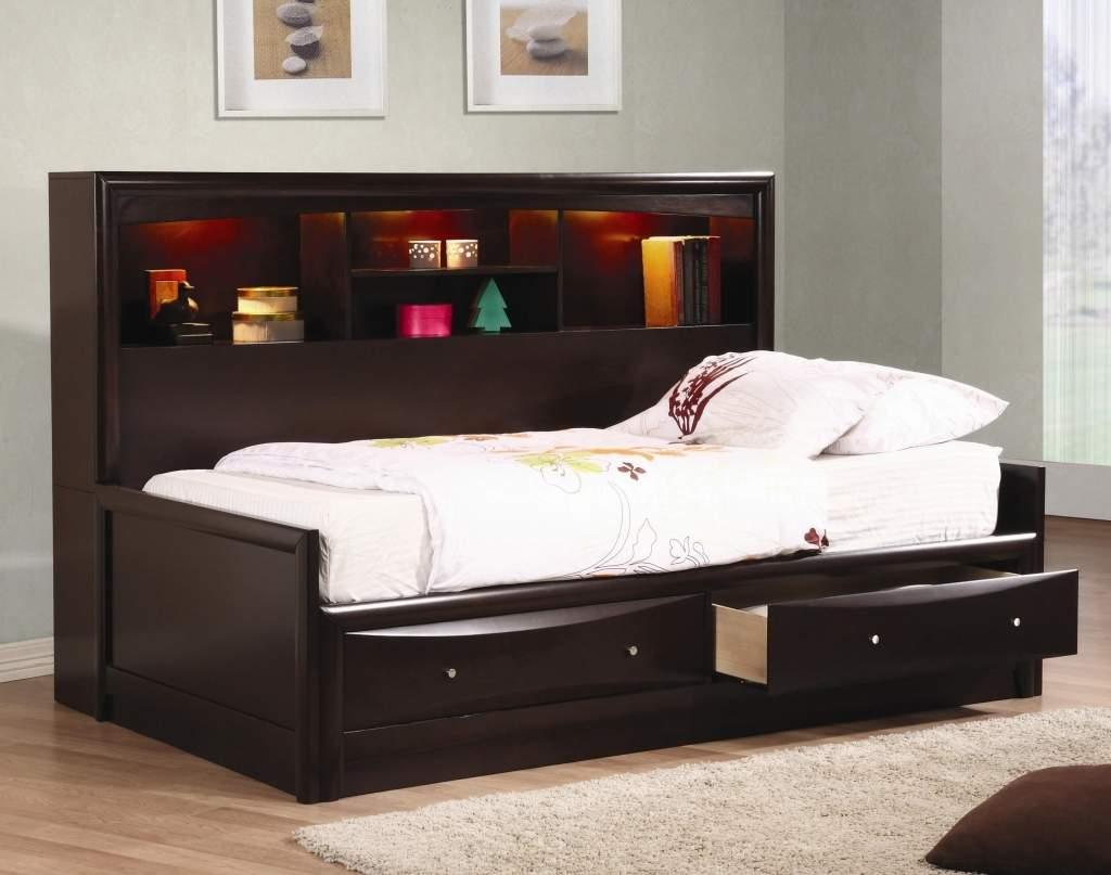 Mẫu giường ngủ có ngăn kéo – TC16175