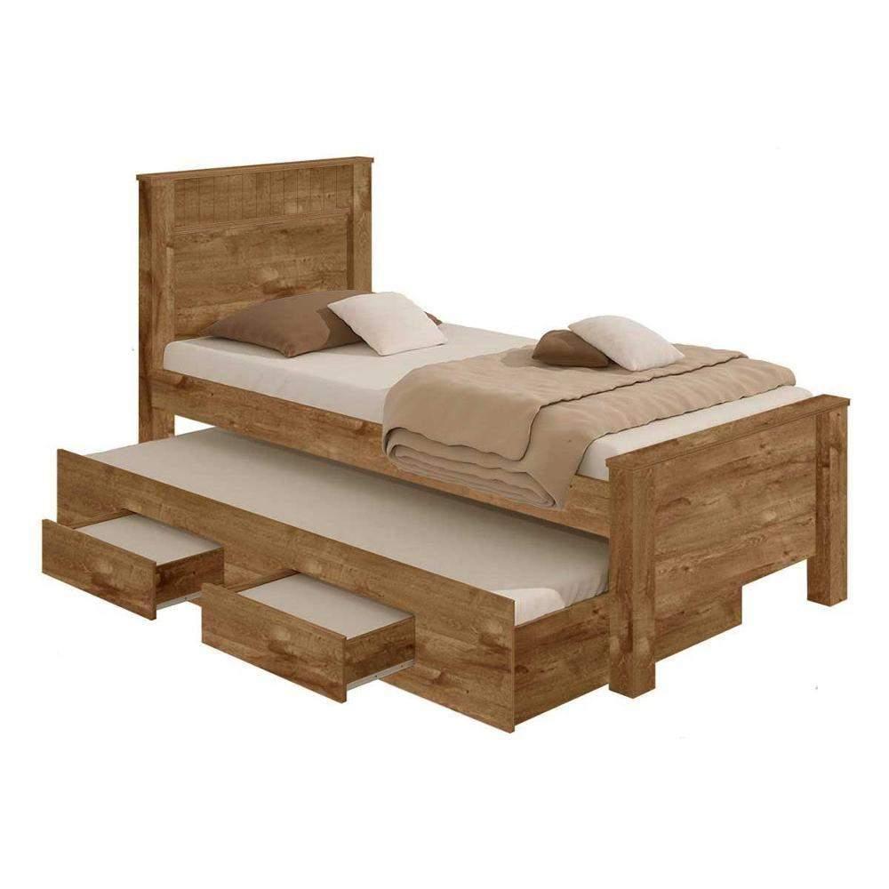 Mẫu giường ngủ có ngăn kéo – TC16178