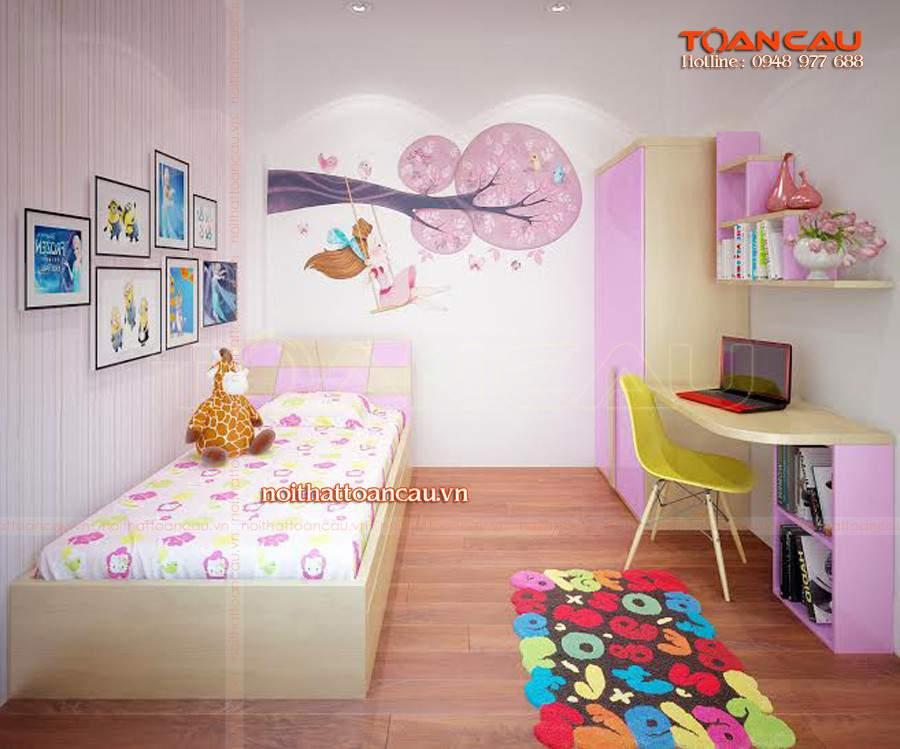 Giường ngủ trẻ em cung cấp với giá rẻ, kiểu dáng đẹp nhất.