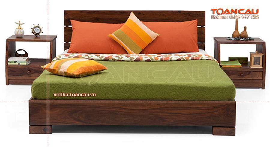 thiết kế nội thất cho phòng ngủ nhỏ màu rực rỡ