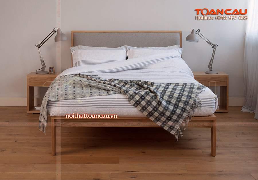 Mẫu giường cưới đẹp – TC1130