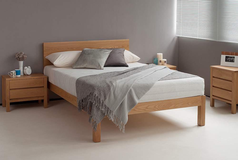 Giường ngủ gỗ sồi tự nhiên giá rẻ tại tphcm sang trọng và đẹp nhất