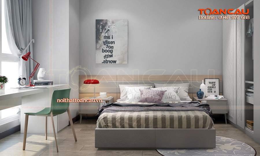 Cách kê giường trong phòng ngủ theo phong thủy nhiều người quan tâm