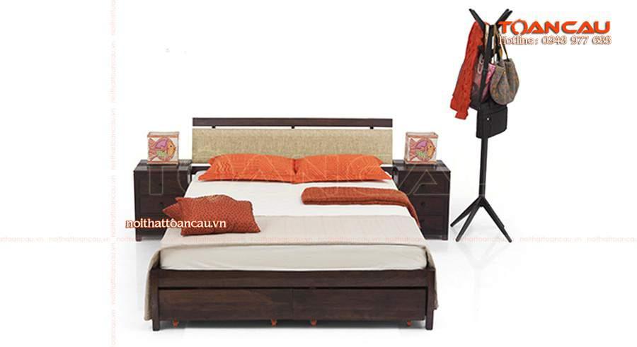 Giường ngủ gỗ đẹp giá rẻ tại hải dương đẹp nhất