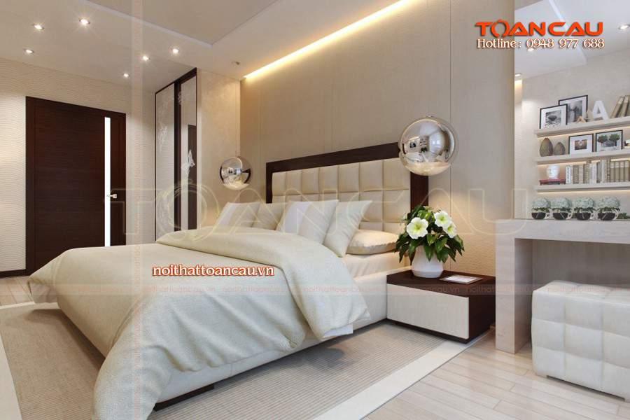Cách thiết kế phòng ngủ với diện tích nhỏ