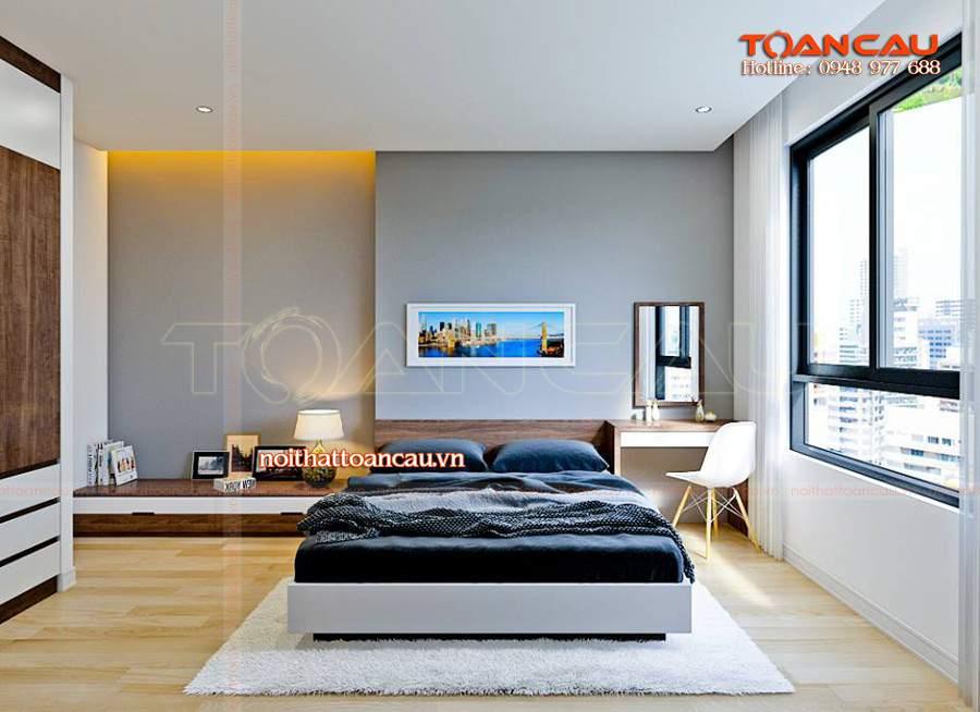 tranh treo phòng ngủ hiện đại