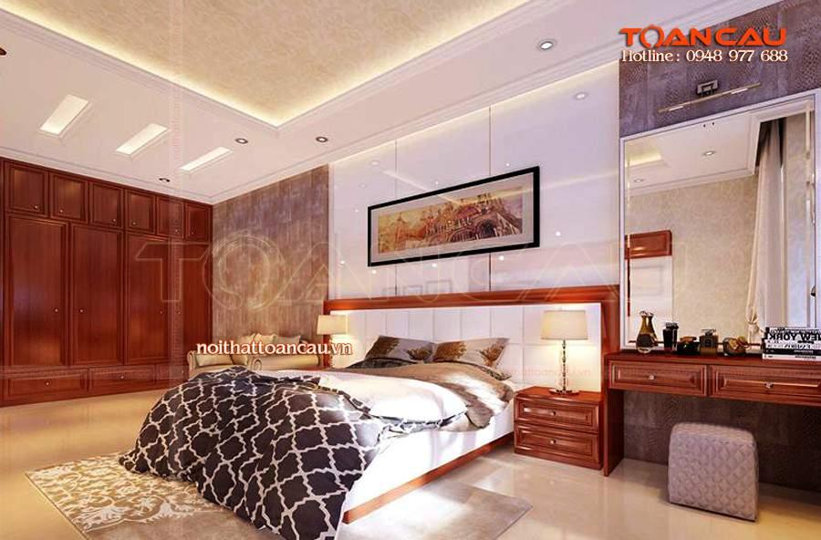 Trang trí phòng ngủ theo phong cách hàn quốc