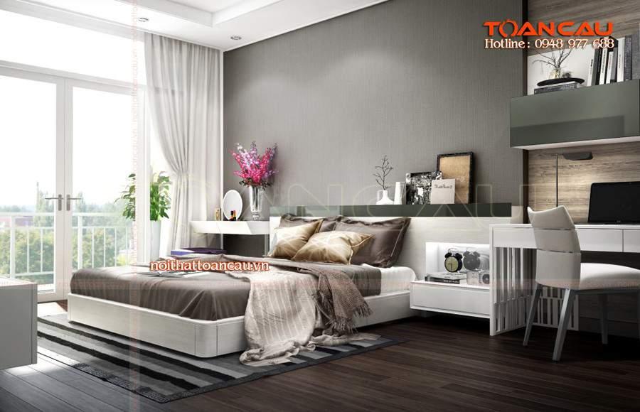 Phong cách thiết kế nội thất gỗ công nghiệp giá rẻ