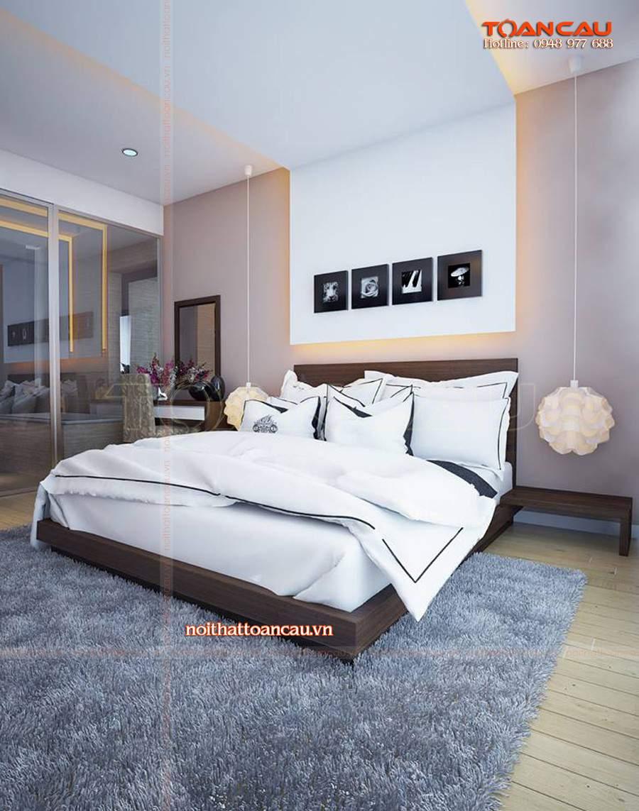 Bộ giường ngủ đẹp cho vợ chồng