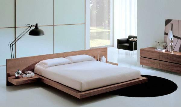 mẫu giường ngủ đẹp gỗ tự nhiên