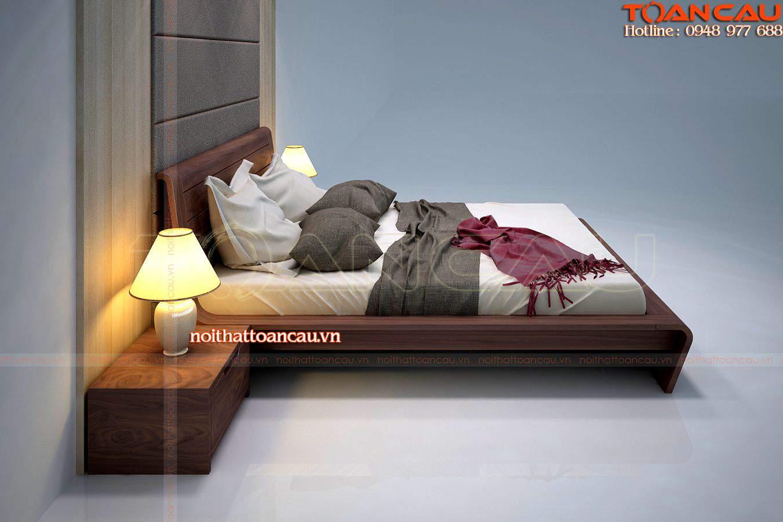 những mẫu giường ngủ hiện đại