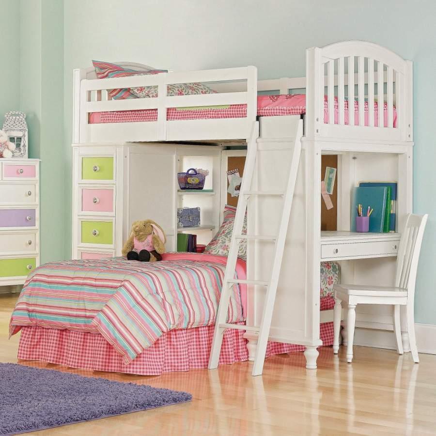 Giường tầng đa năng kết hợp bàn học đẹp nhất