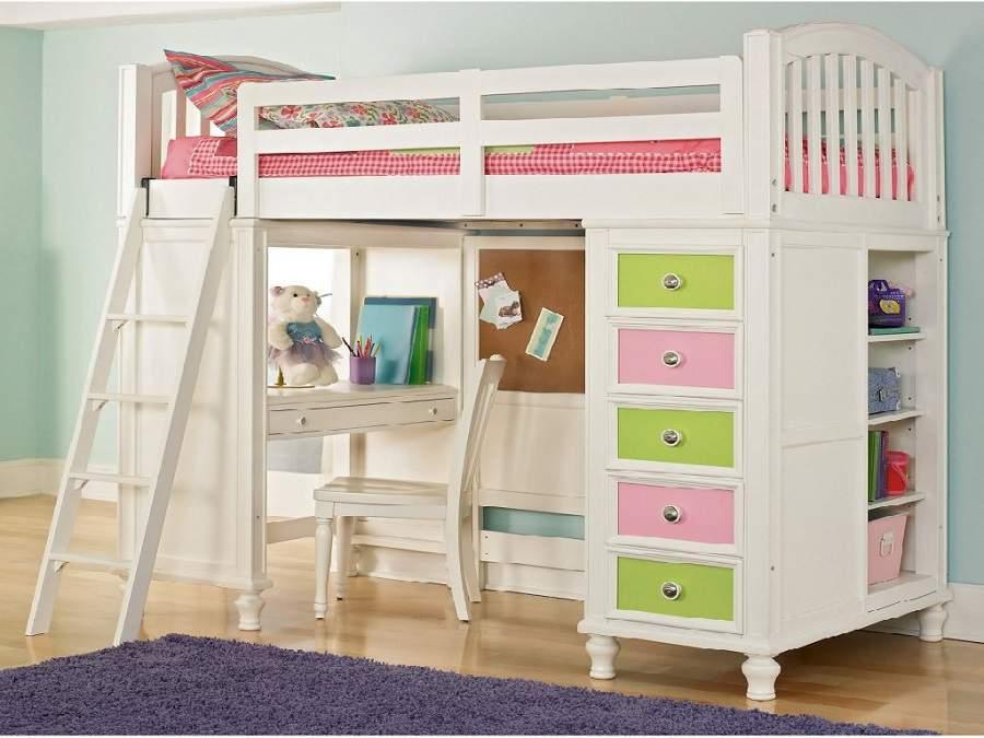 giường tầng đa năng cho bé thích thú nhất