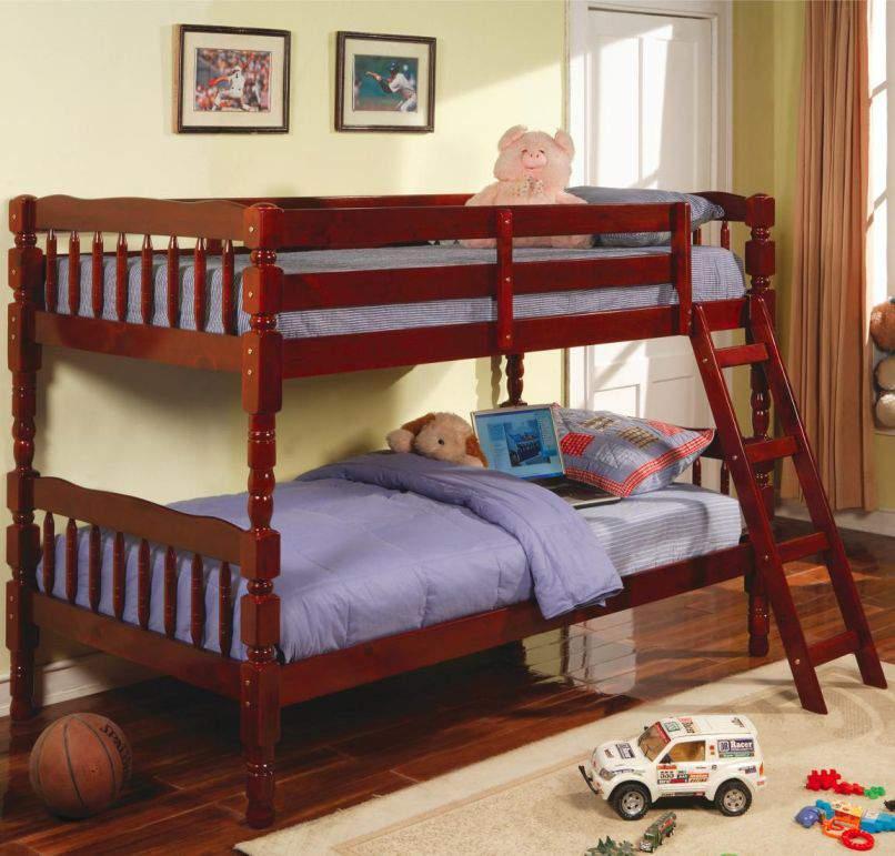 Mẫu giường tầng trẻ em