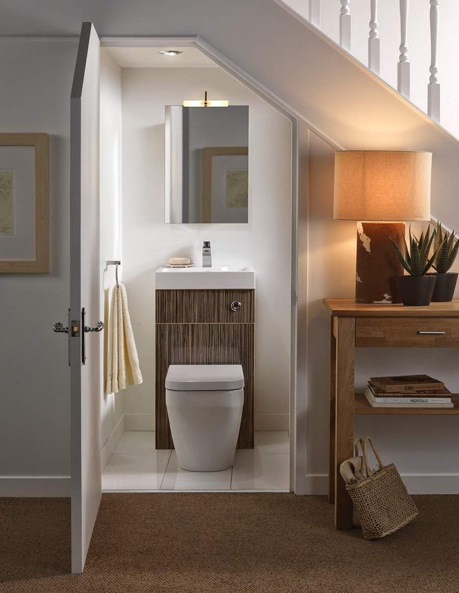 Hóa giải tường bếp và tường nhà vệ sinh