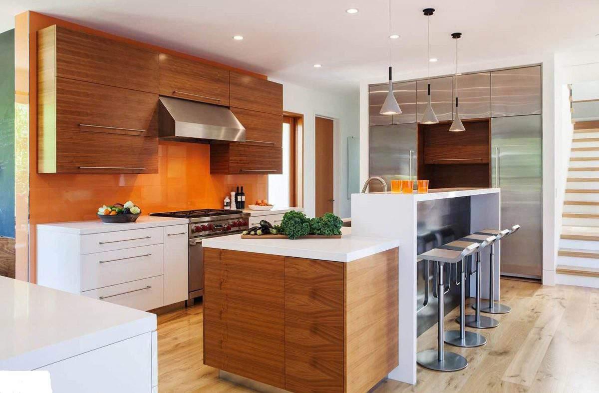 thiết kế phòng bếp và nhà vệ sinh