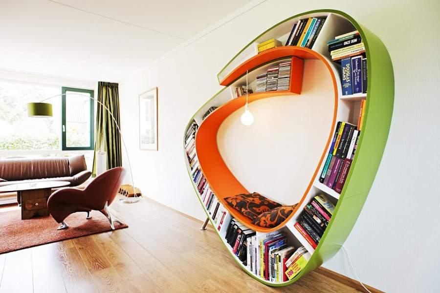 Kệ sách treo tường cho căn phòng trẻ em, kệ để sách treo tường giá rẻ