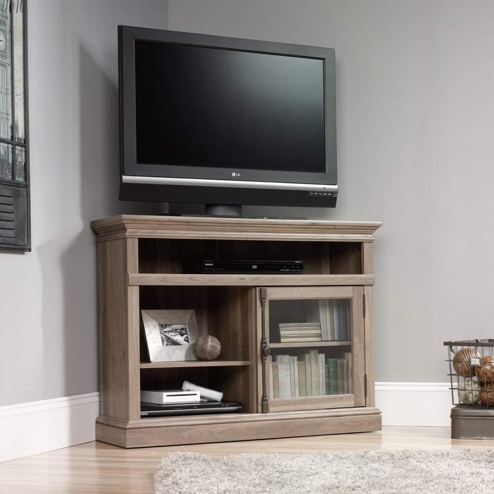 Kệ tivi góc bằng gỗ - TC16147