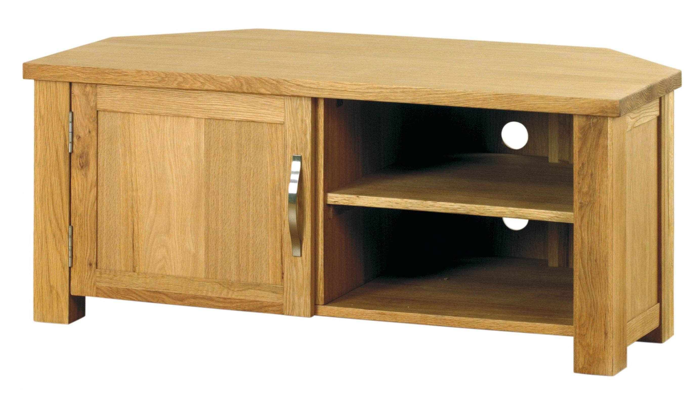 Mẫu kệ tivi góc bằng gỗ – TC30228