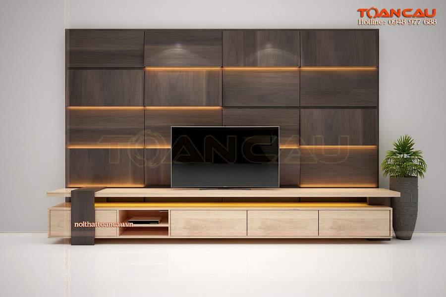 Kệ tivi hiện đại giá rẻ hà nội – TC354 phù hợp với mọi căn nhà