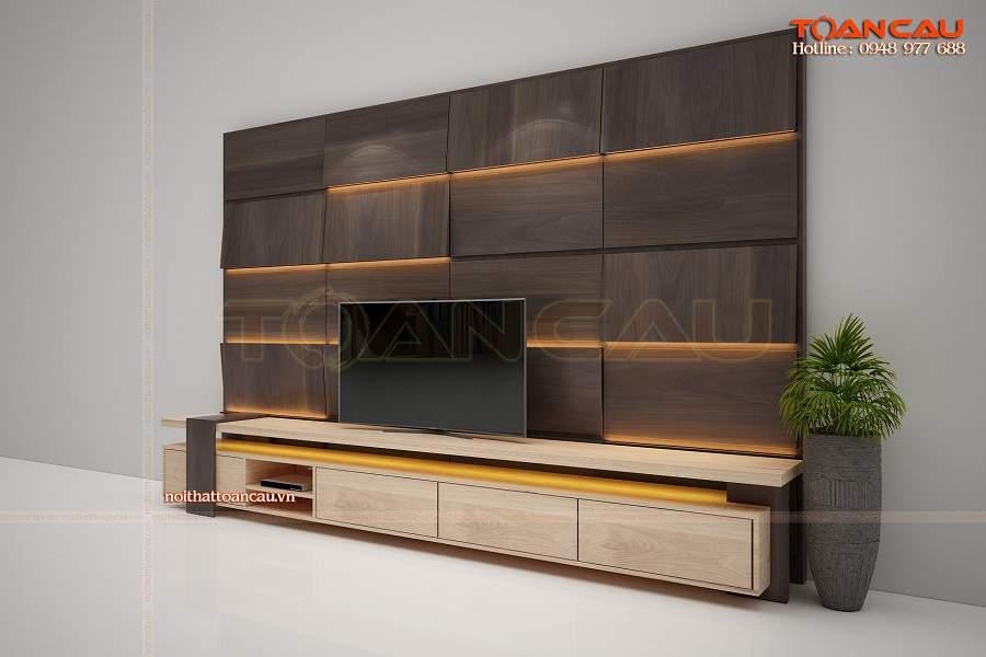 Kệ tivi hiện đại giá rẻ hà nội – TC354 sự tiện nghi làm hài lòng gia chủ