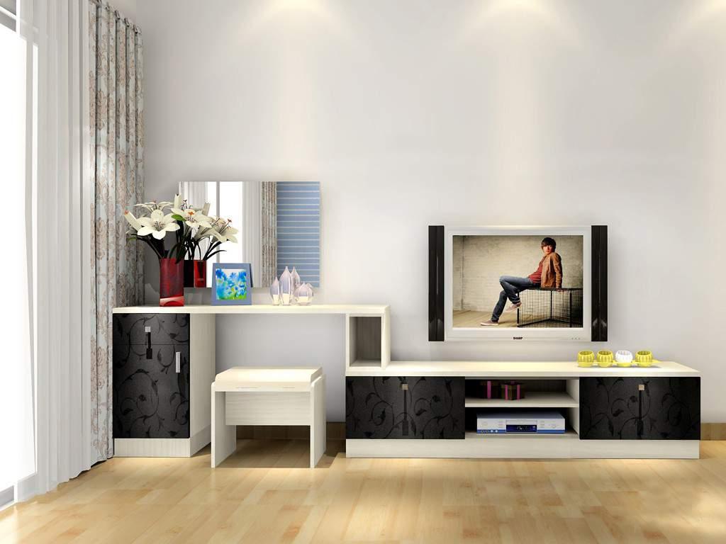 Mẫu kệ tivi cho phòng khách nhỏ - TC16181