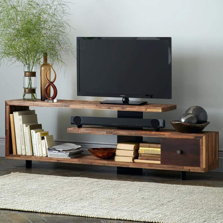 Mẫu kệ tivi cho phòng khách nhỏ - TC1618