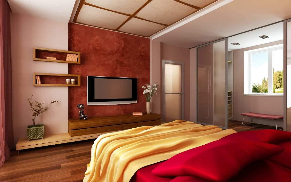 Kệ tivi phòng ngủ - TC14193